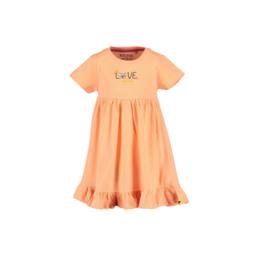 0001 Blue Seven jurk peach 721597