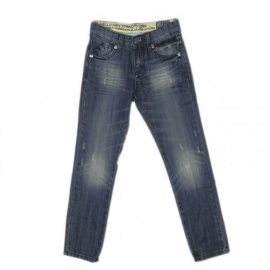 06Fred Mello jeans blauw 3712 maat 116-122
