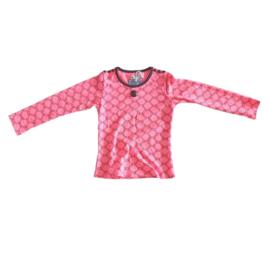 Lofff shirt pink 8048-01