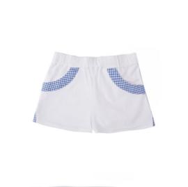 LoFff Shorts -Blue/White- Z7938-01