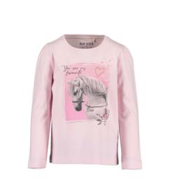 00003 Blue Seven  shirt  zacht roze 750632