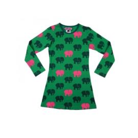 001 Happynr1 Jurk -Green- HP-18-221