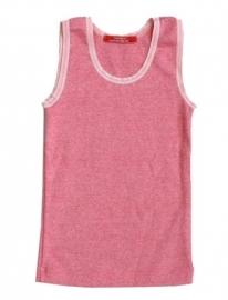 0012 Hanssop  hemd roze   maat 92