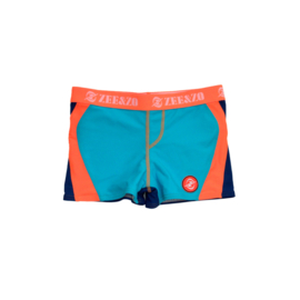 ZEE & ZO Cyprus Baia Blue Rebel short