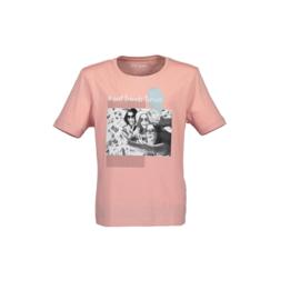 1 Blue Seven shirt roze 502642