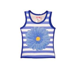 0009 LoFff shirt blauw  Z7752-03