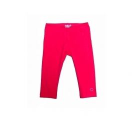 0021 LoFff legging 3/4   pink 9112-04 maat 92