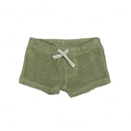 Koeka short groen maat 74-80
