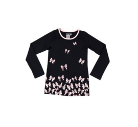 001 LoFff Shirt -Black/White- Z8050-01