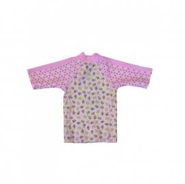 01 Zee & Zo Baltram roze UV-werend shirt maat 98
