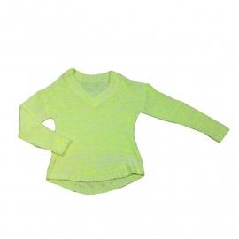 16 Zee&Zo  gele  trui maat S voordeel