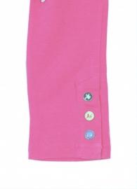 01 Airforce 4802 legging roze maat XS voordeel
