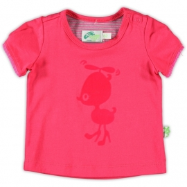 XS Feet roze T59X4 shirt