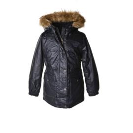 0061 IKKS winterjas  parka-bodywarmer maat 116