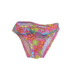 Far out bikini broekje bloemen maat  68/74