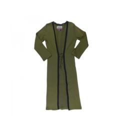 1 LavaLava vest hope kaki 17-206