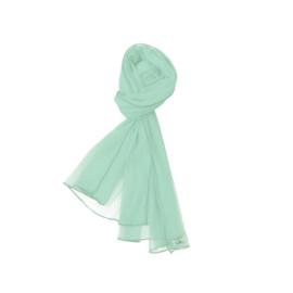 00005 LoFff  sjaal - mint groen Z8159-05