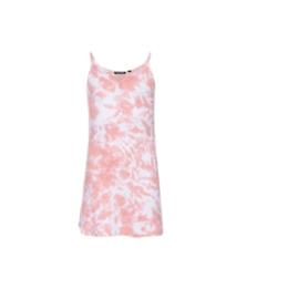 0001 Blue Seven jurk roze 528068