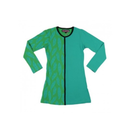 01 HappyNr1 jurk groen Hp-17-122