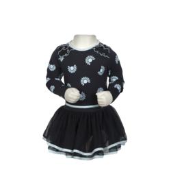 00001  LoFff jurk dance dance B8402-55