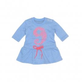 01 Mim Pi 1641 jurkje blauw maat 80