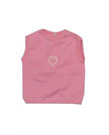 01 Hanssop shirt roze maat 62/68