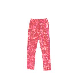 02 LoFff legging roze/goud Z9113-25