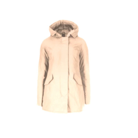 01 Airforce  Dames parka jas beige W0051-