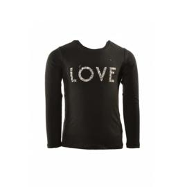 0061 IKKS longsleeve +sweater set prijs  maat 116