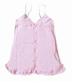 06 Hanssop babydoll / nachthemd roze maat 116