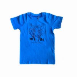 000 Blue Seven shirt blauw 602670