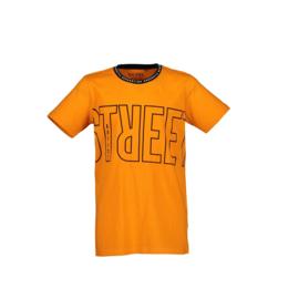 0008 Blue Seven shirt oranje 602720 maat 152