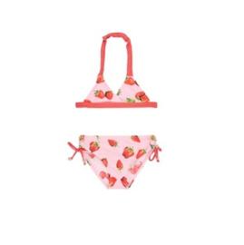 001 Far out bikini roze aardbei