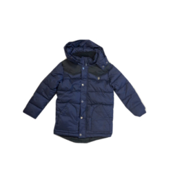 16 Far out jongens winterjas  blauw model Bull