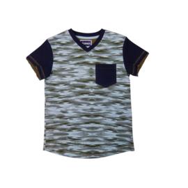 Legends22  Shirt blurry stripes  19-125