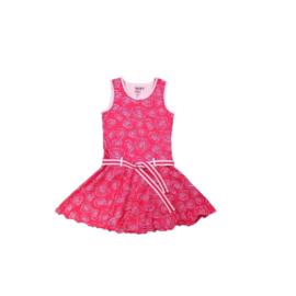 19 LoFff jurk - roze Z8117-03