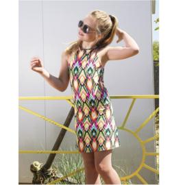 0001 LavaLava jurk coco bohemianprint 19-169