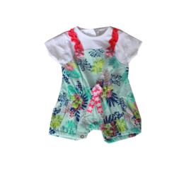 0001 IDo meisjes Bermuda Suit maat 50-56