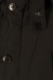 001 Airforce heren parka M0015 RF zwart