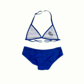 Just Beach Pear Blue Rebel bikini