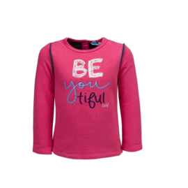 00001 Lief sweater roze maat 80