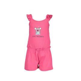 00001 Blue Seven jumpsuit roze 726501