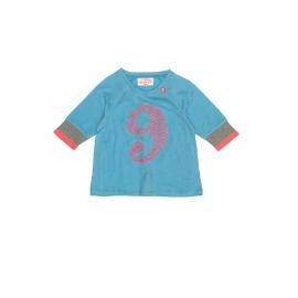 0001 Mim Pi 1639 shirt blauw maat 74