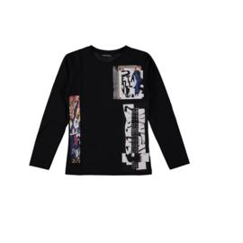 06 Antony Morato shirt zwart maat 116