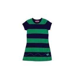 002 Happynr1 jurk -groen- 19-119