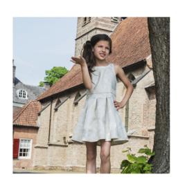 000530 LoFff jurk jacquard roses dress Z8188-02