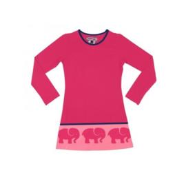 0001 Happynr1 Jurk -Pink- HP-18-214