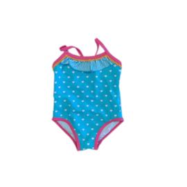 01 BabyFace badbak  blue maat 74
