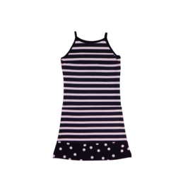 00013 LoFff jurk ronda blauw Z8305-02