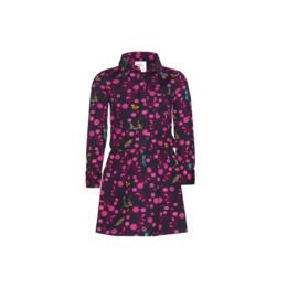 00011 Mim-Pi jurk MIM-1058 bloemen print
